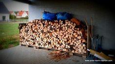 Holzregallager aus Paletten – jeder-kann-handwerken