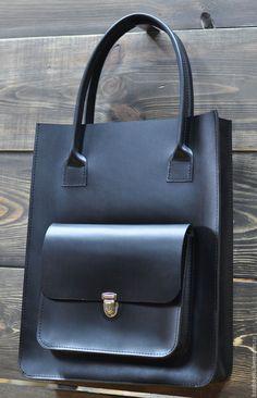Купить Сумка-пакет из кожи арт. 8028 купить - Кожаная сумка, сумка женская