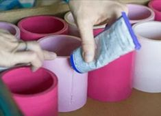 Here are 14 awesome uses of PVC pipes in your home and garden. From a smart storage ideas for. Clever Bathroom Storage, Kids Storage, Storage Ideas, Smart Storage, Bench With Shoe Storage, Storage Baskets, Improve Yourself, Make It Yourself, Fabric Storage
