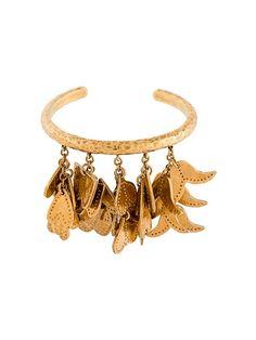 CHLOÉ 'Kiera' cuff bracelet. #chloé #'kiera'手镯