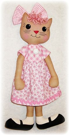OhSewDollin  Doll Patterns, Toy Patterns, Softies by De Powell