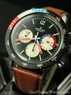 1969 Breitling Co-pilot. Strong contender for my new favorite.