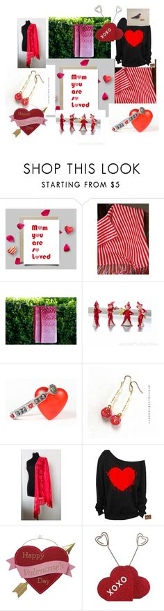"""XOXO 2 #integritytt #etsyspecialt #polyvorestyle #valentines #shopsmall #petrinablakely"" by petrina-kauai ❤ liked on Polyvore featuring etsyfashion, shopsmall, etsygifts, etsyhandmade and etsyevolution"