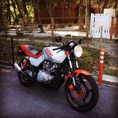 SUZUKI GS650G KATANA/MEGAZONE23 Shogo Custom