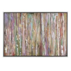 Silver Choices Abstract Art