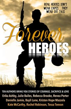 Renee Entress's Blog: [Cover Reveal] Forever Heroes by Erika Ashby, Juli... http://reneeentress.blogspot.com/2014/08/cover-reveal-forever-heroes-by-erika.html