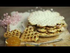 Waffeln ohne Ei, Milch oder Butter   Grundrezept   Snack und Fingerfood (vegan) - YouTube