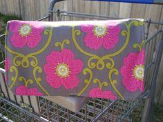 Fabric Coupon Organizer /Budget Organizer by GrandmasLittleLilly, $13.95
