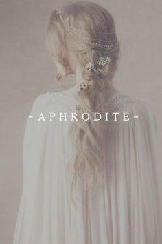 aphrodite // goddess of love & beauty Percy Jackson, Greek Gods And Goddesses, Greek Mythology, Roman Mythology, Aphrodite Aesthetic, Aphrodite Goddess, Goddess Of Love, Ancient Greece, Deities