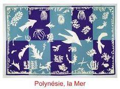 """Résultat de recherche d'images pour """"polynésie mer matisse"""""""