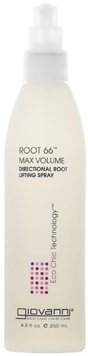 Giovanni Cosmetics | Eco Chic® Hair Care - Root 66 Max Volume - on the Leaping Bunny list - no animal testing