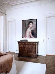 Interior inspiration via modedamour.com