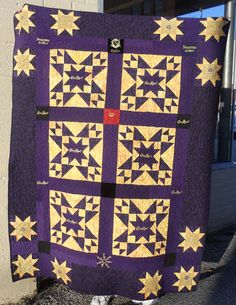 crown royal bag quilt pattern ideas | Katie's Quilts and Crafts: New Crown Royal Quilt