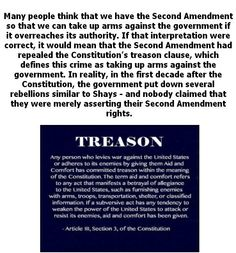 Any questions?~ This also, in no uncertain terms, shows that the Republicans in Congress are, by their actions, committing treason.
