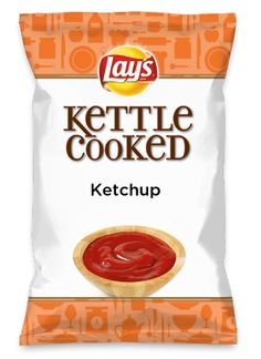Wouldn't Ketchup be yummy as a chip? Lay's Do Us A Flavor is back, and the search is on for the yummiest chip idea. Create one using your favorite flavors from around the country and you could win $1 million! https://www.dousaflavor.com See Rules.