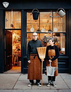 Labour and Wait. 85 Redchurch Street, London, E2 7DJ -★-