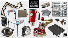 Goods: Car Lovers | Cool Material
