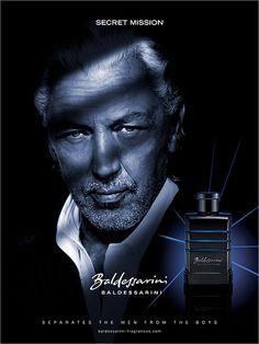 Baldessarini Fragrances - SECRET MISSION