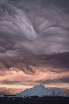 ✯ Arctic Clouds    .
