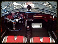 Black Bettys engine