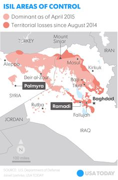 Activists: Islamic State seizes more than half of Syria