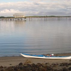 "My photo ""Solo Paddle"".Tillamook Bay, North Oregon Coast..."