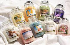 Yankee Candle: Pleins de Bougies ! [J'AI <3] : Beach Wood, Soft Blanket, Pink Dragon Fruit