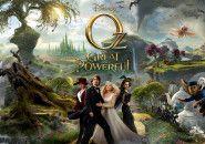 """Os créditos iniciais de """"Oz: Mágico e Poderoso"""""""