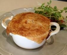 Chicken, leek and mushroom Pot Pies | Official Thermomix Forum & Recipe Community