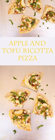 Apple and Tofu Ricot