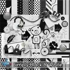 New kit !! http://scrapbird.com/shop/simply-black-white-p-13639.html