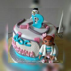 Cake  dottoressa peluche