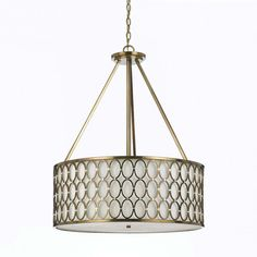 Cosmo Hanging Pendant Brass II, $999, now featured on Fab.
