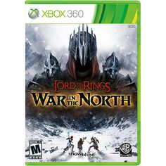 "The Lord of the Rings: War in the North for Xbox 360 - WB Games - Toys ""R"" Us"