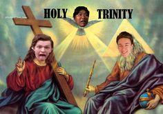 Holy Trinity! On my instagram: @holland_tom_lover  #TomHolland #HazOsterfield #HolyTrinity