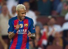 Neymar recusou ofertas de quatro clubes para jogar no Barcelona