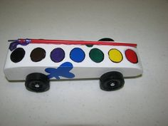 pinewood derby for G
