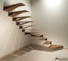 unusual-unique-staircase-modern-home-origami-metal.jpg