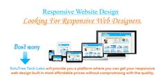 Responsive web design can increase sales, generate more traffic, boost customer involvement and give you an edge over your competition.  #responsivewebdesign, #responsivedesign, #websitedesign, #solutree