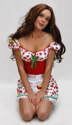Pose -- Strawberries 3 by *CathleenTarawhiti on deviantART