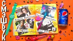 Мой СМЭШБУК Free and Wild♥Оформляем Разворот★Smashbook #3