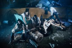 The Agonist - Rest by Von Wong, via Flickr