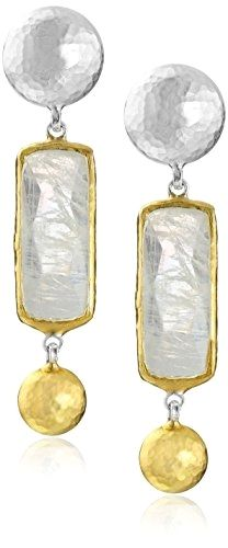 NEW! Beautiful #GURHAN Lentil Sterling Silver Rainbow Moonstone Drop Earrings https://www.designerjewelry4less.com/product/gurhan-lentil-sterling-silver-rainbow-moonstone-drop-earrings/