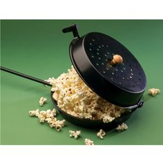 Texsport Non-Stick Popcorn Popper | Overstock.com Shopping - The Best Deals on Camp Kitchen