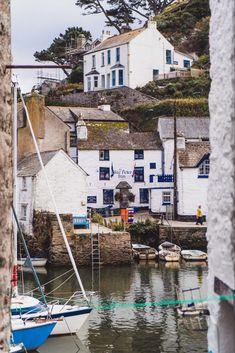 Visit Polperro Through This Stunning Cornwall Photo Diary (Polperro, Southern Cornwall, England) Yorkshire England, Yorkshire Dales, Devon England, Oxford England, London England, England Map, Skye Scotland, Highlands Scotland, Scotland Castles