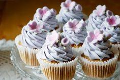 Katiecakes: Earl Grey Cupcakes