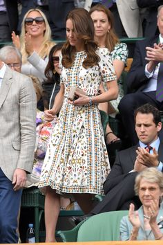 Celebrities at Wimbledon 2016: See all the celebrities sat centre court at Wimbledon. Celebrity photos, Wimbledon fashion and news brought to you by Vogue.