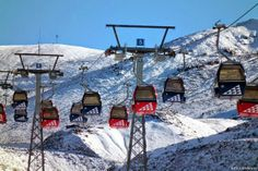 PLANETA ANDINO CHILE: VALLE NEVADO Chile, Snowboard, California Vacation, Dream Vacations, Mount Everest, Skiing, Paradise, To Go, Florida