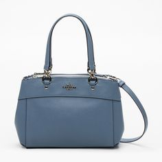 Now on eboutic. New York Style, Brand Ambassador, Coach Handbags, Shoulder Bag, Wallet, Leather, Fashion, Pockets, Hands