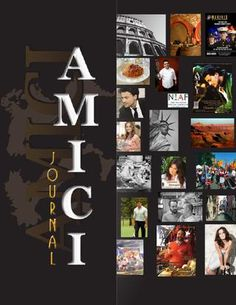 Amici Journal Media Kit